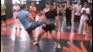 Desafio Verão 02 - Aula 07 Capoeira