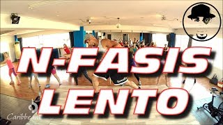 N-Fasis - Lento ft Saer Jose (warm up) Calentamiento Activo