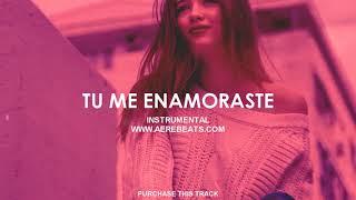 TU ME ENAMORASTE - Pista de Trap x Reggaeton TRAPETON x DANCEHALL x Nio Garcia Darell | INSTRUMENTAL