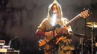 Book of Job - Nneka Live London Shoreditch Underground