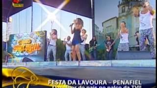 Adriana Lua - Somos Portugal (TVI@25 Ago 2013)