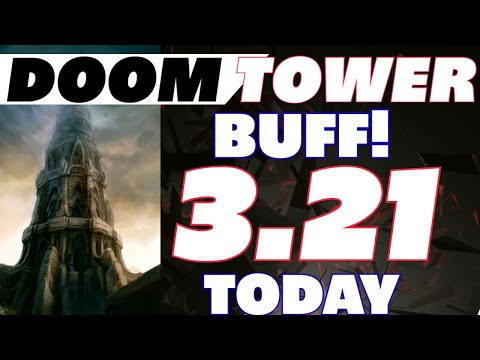 UPDATE 3.21 TODAY! Doom Tower HARDER again!? Raid Shadow Legends