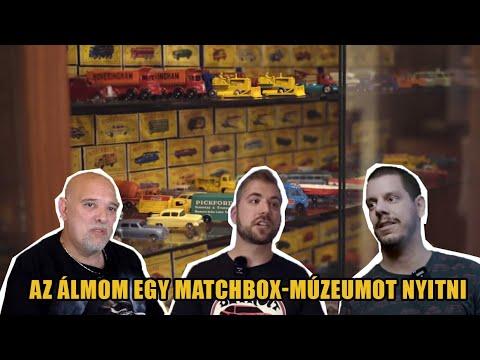 Magyar Matchbox Mánia: Az álmom egy Matchbox-múzeumot nyitni