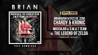 Muscular vs. The Legend of Zelda vs. S.W.A.T Team (Hardwell Mashup) [KARIOKO Remake]