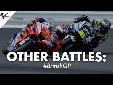 The other battles you missed!   2019 #BritishGP