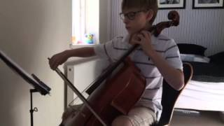 Schindlers List (Cello)