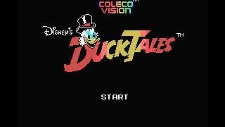 ColecoVision 8bit Music - Ducktales (Disney)