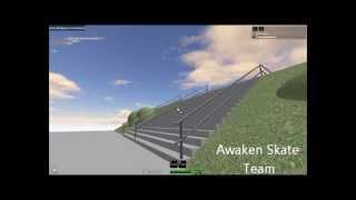 Awaken Skate Team ~Live at el toro~