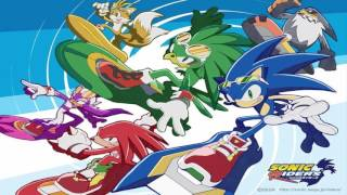 [Mashup] Sonic Speed Riders in Metal City