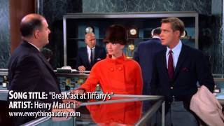"Song ""Breakfast at Tiffanys"" by Henry Mancini"