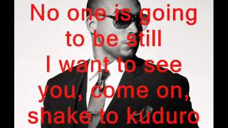 Don Omar - Danza Kuduro English Lyrics