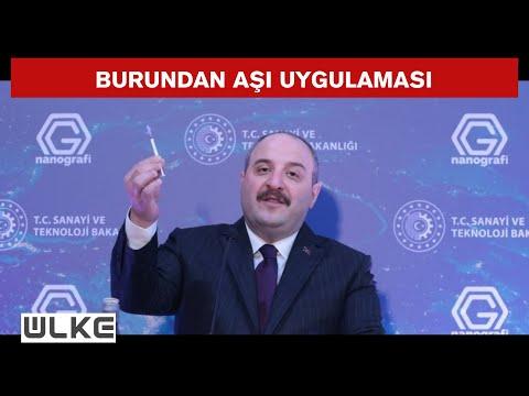 """Bakan Varank'tan yerli aşı açıklaması: """"Nisan ayında insanlı denemelere başlamış olacağız"""""""