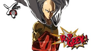 "RAP Anime #01 | Rap do Saitama (One Punch Man) ""Um Soco"" - Yuri Black"