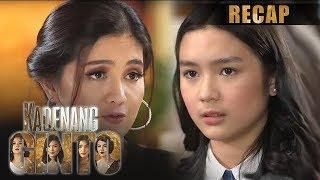 Daniela starts to punish Cassie | Kadenang Ginto Recap