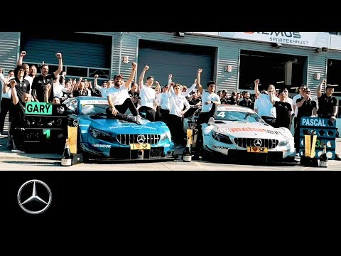 Mercedes-AMG DTM: Thank You   30 Years DTM