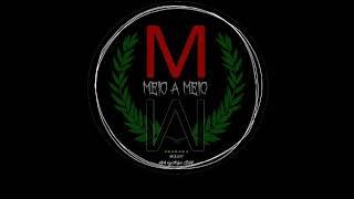 Meio A Meio - Papo Reto [Lyric vídeo] (Prod. Felipe Chá)