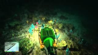 GTA5 - Weird sounds under water