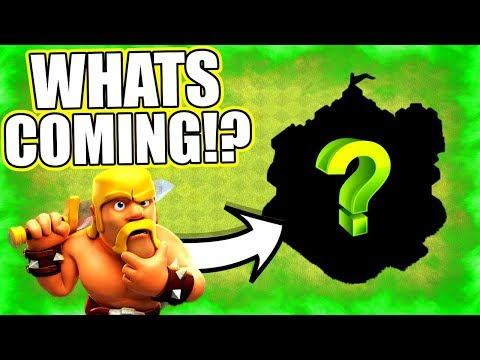 IS IT REALLY COMING IN 2018!? - Clash Of Clans - TH12 HYPE!