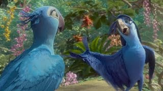 """RIO 2 """"Welcome Back"""" Song by Bruno Mars"""