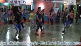Coreografia - Cumbia Tribalera (Nivel Basico)