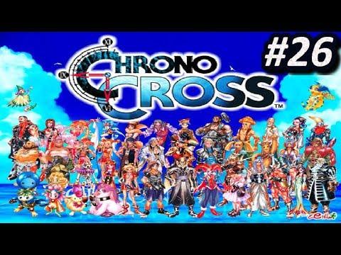 Chrono Cross (PS1) - EPISODIO 26 - Dragón de Tierra y de Agua    Let´s Play / Guía en Español