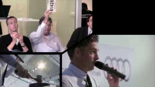 Audi AG Live Auction at Pon by Auktion & Markt AG and Autobid NL