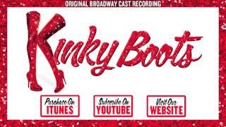 KINKY BOOTS Cast Album - Soul of a Man