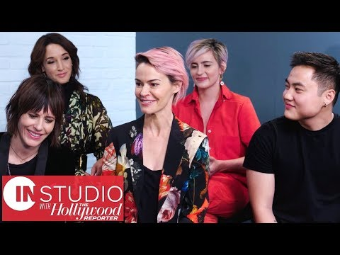 """'The L Word: Generation Q' Cast on Returning For a """"New Generation""""   In Studio"""