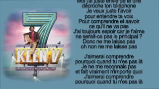keen'v - n 'importe quoi (officiel video lyrics )