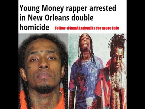 "Lil Wayne Artist ""Flow"" Arrested For Double Murder After being on the Run for 30 Days!"