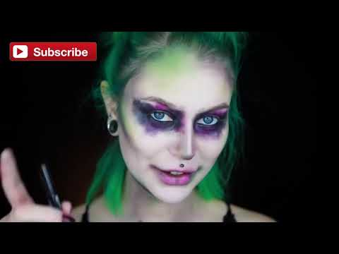 Beetlejuice tutorial med Evelina Forsell