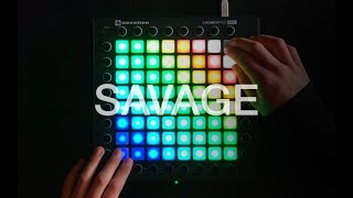 Paul Flint - Savage (NCS Release) || Launchpad Cover