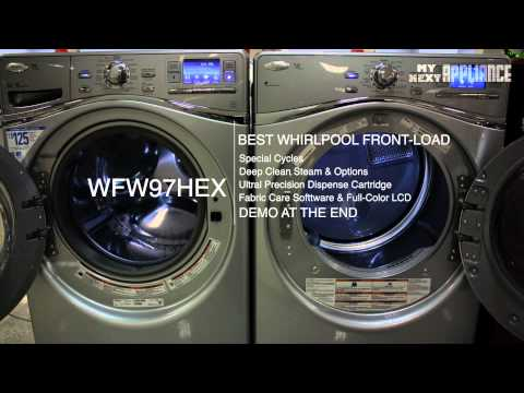 Whirlpool Wfw97hexl Support And Manuals