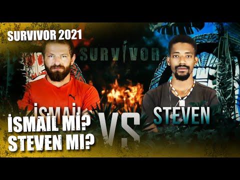 İSMAİL-STEVEN YARIŞI | Survivor 2021