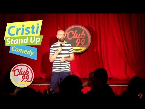 Despre moldovence - Cristi Popesco | Stand-up Comedy