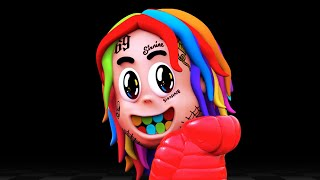 MAMA - 6IX9INE Ft. Nicki Minaj and Kanye West (Official Visual Clip)
