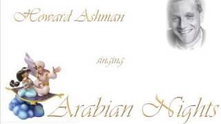 Howard Ashman Singing Arabian Nights
