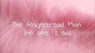 Gingerbread Man - Melanie Martinez (Lyrics)