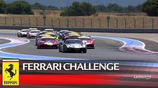 Ferrari Challenge Europe – Le Castellet 2017, Coppa Shell Race 2