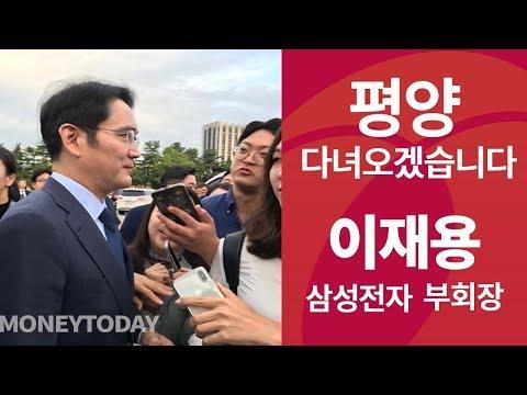 삼성전자 부회장 이재용, 평양정상회담 방북