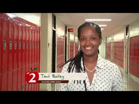Toni Bailey Wins The Atlanta Families' Award For Excellence in Education
