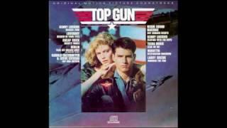 TOP GUN - Cleared to fly - Better Quailty - Harold Faltermeyer - Rare - Never Release Score