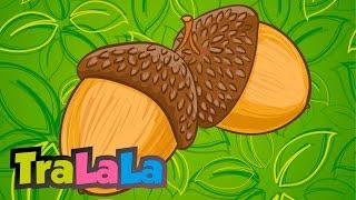 În pădurea cu alune - Cântece pentru copii | TraLaLa