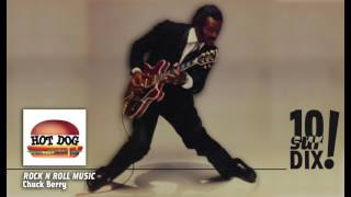 ROCK N ROLL MUSIC CHUCK BERRY