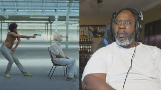 Dad Reacts to Childish Gambino - This Is America (Official Video) width=