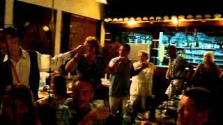 Dança folclórica - Daniel (Ilha da Madeira / Restaurante Seta)
