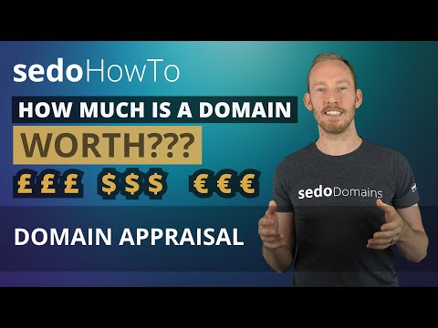How Much is a Domain Worth?? Sedo's Domain Appraisal Service