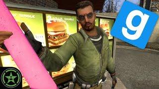 Beware the Noodle - Gmod Gune - Trouble in Terrorist Town | Let's Play width=