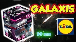 GALAXIS | NEUHEIT im LIDL 2017 / 2018 🤩| 30mm Kaliber!!! | #ProfessorPyro
