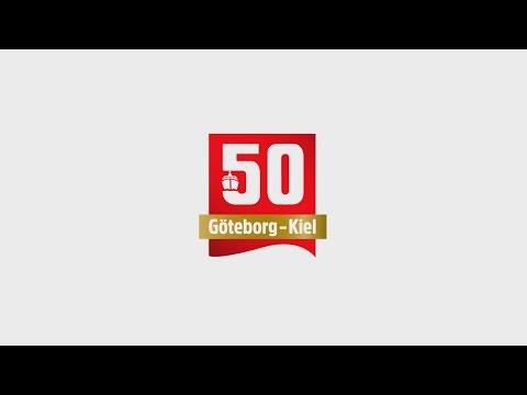Stena Line feiert 50 Jahre Kiel-Göteborg!